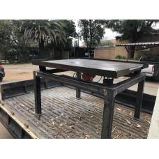 Vibrating Table 1.5m x 1m
