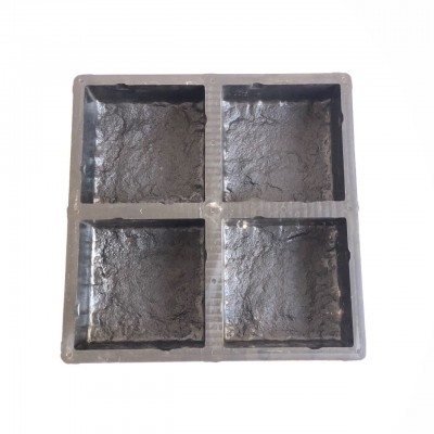 150x150x50mm ROCK Finish Mould